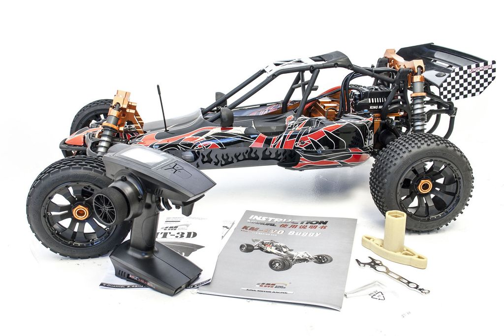 KingMotorRC 1/5th Brushless Power RTR Buggy