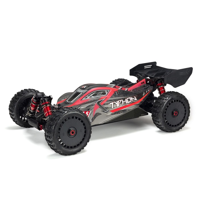 Arrma 1/8 TYPHON 6S BLX 4WD 1/8 Speed Buggy RTR