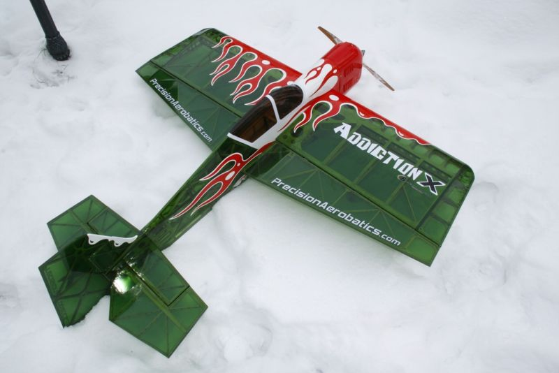 Precision Aerobatics Addiction-XL ARF