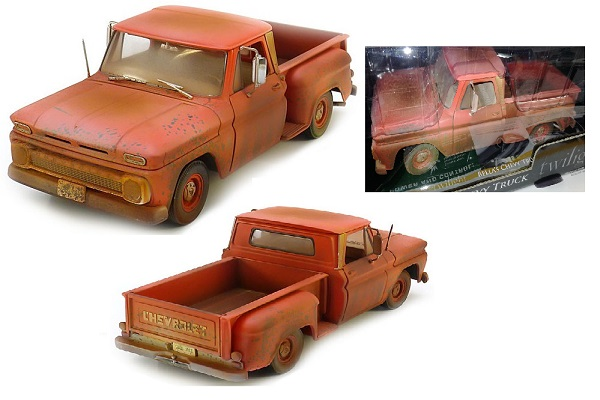 Greenlight 1/18 Bella's Chevy Truck Twilight Trilogy