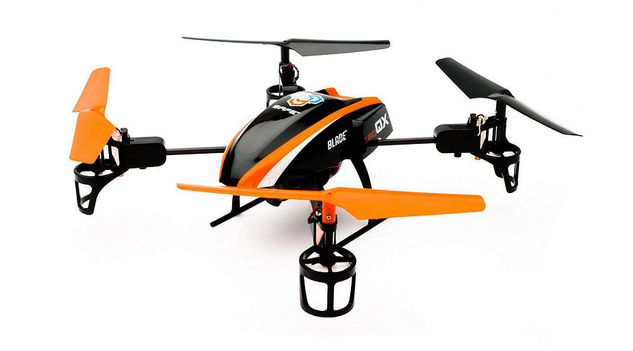 Blade 180 QX HD BNF with SAFE Technology