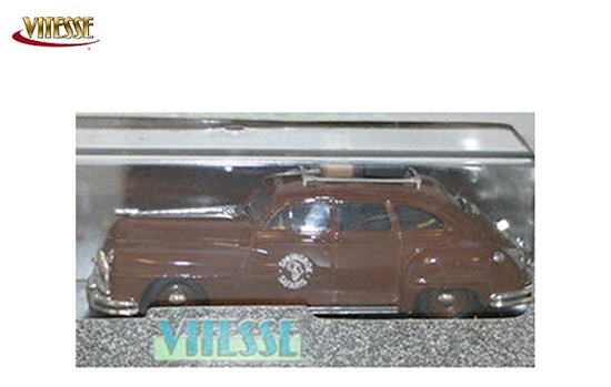 Vitesse 1/43 1947 Desoto Springbok Safaris South-Africa Brown