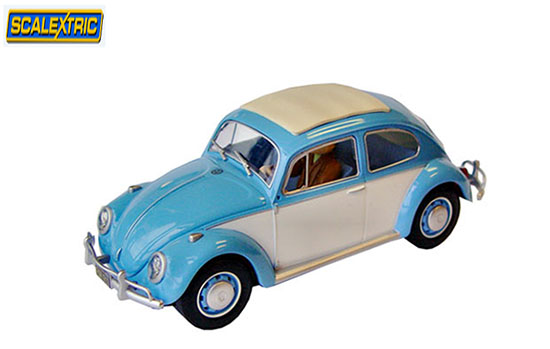 Scalextric 1963 Volkswagen VW Beetle Slot Car