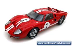 Shelby 1/18 Ford GT 40 Mk II 1966