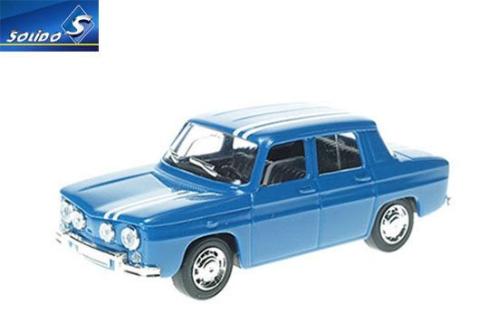 Solido 1/43 1967 Renault Gordini Blue