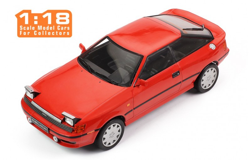 IXO 1/43 1990 Toyota Celica GT-Four ST165 Red