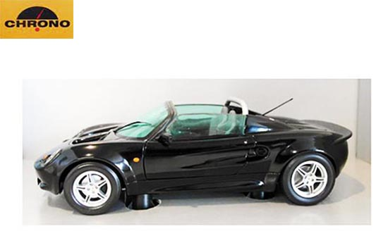 Chrono 1/18 1997 Lotus Elise Mki1 Black