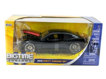 Jada 1/24 2010 Chevy Camaro SS Bigtime Muscle
