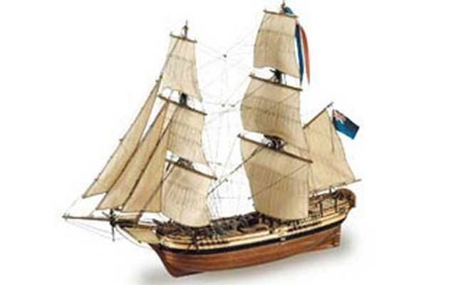 Artesania Latina - HMS Supply 1st Fleet 1788