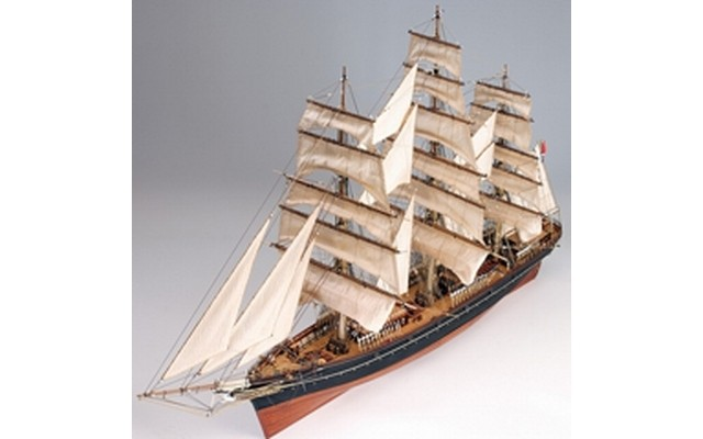 Artesania Latina - Cutty Sark Tea Clipper 1869