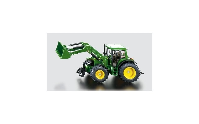 Siku 1/32 John Deere 6920 Tractor with Front Loader