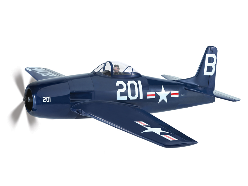 Thunder Tiger F-8F BEARCAT 91