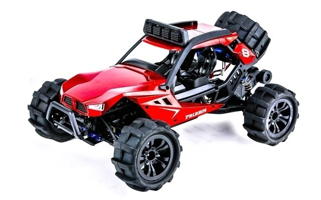 USLC R/C 1/12 4WD Adventure Sand Buggy RED Complete 7.4V Li-ion