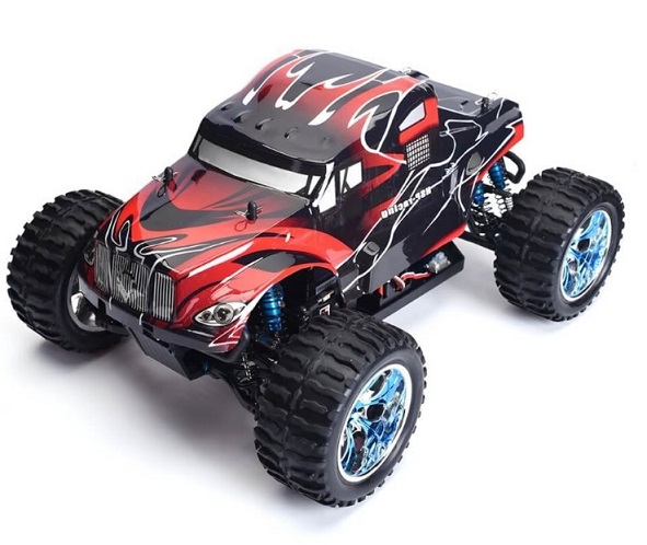 HSP 1/10 4WD Brontosaurus Brushless Off Road Monster Truck