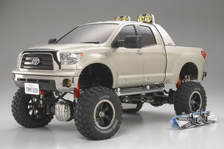 R/C 1/10 TOYOTA Tundra High-Lift