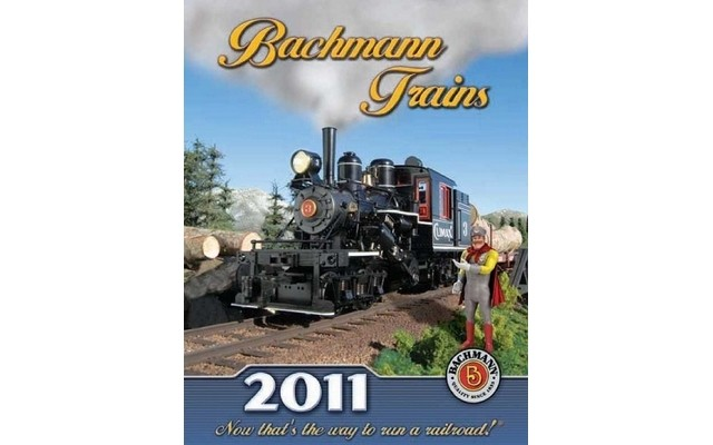 Bachmann Catalogue 2011