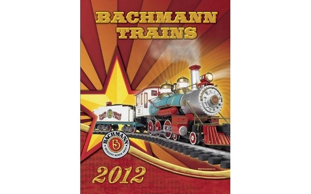 Bachmann Catalogue 2012