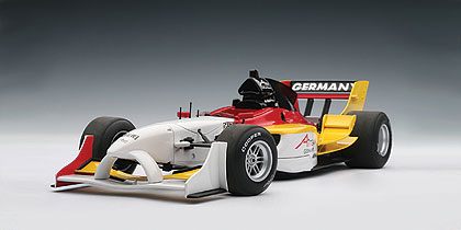 AutoArt 1/18 A1 GP - 2007 Overall Winner - Team Germany