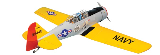 Seagull Models AT-6 TEXAN 46-52  ARTF