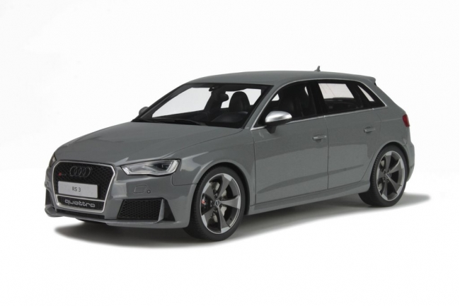 GT Spirit 1/18 Audi RS3 Grey