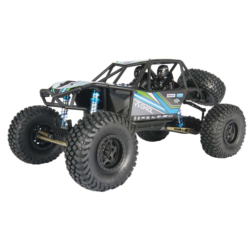 Axial 1/10 RR10 Bomber 1/10th Scale Electric 4WD - Kit