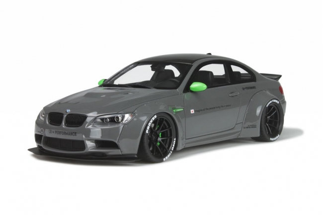 GT Spirit 1/18 BMW LB Performance M3 Grey