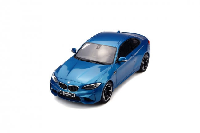 GT Spirit 1/18 BMW M2 Coupe 2016 Blue