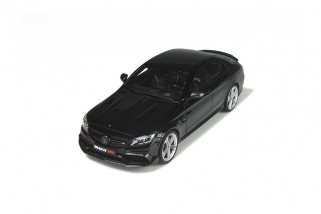 GT Spirit 1/18 Brabus 650 Sedan Black