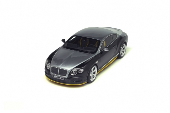 GT Spirit 1/18 Bentley Continental GT Speed Breiting