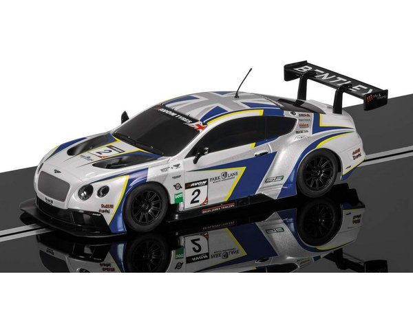 Scalextric Bentley Continental GT3