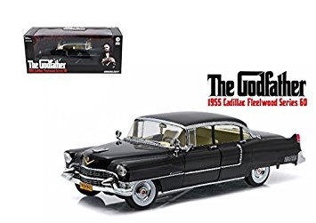 Greenlight 1/18 Cadillac Fleetwood 60 Special The Godfather 1972