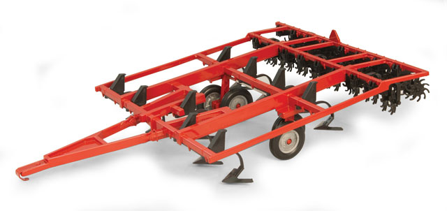 ERTL 1/16 Case Red Chisel Plow