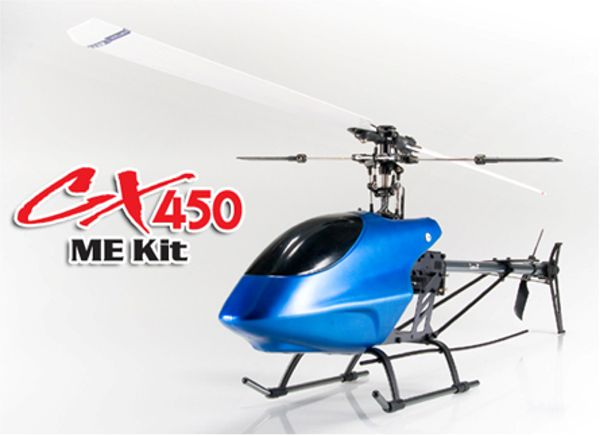 CopterX CX 450ME Kit Helicopter