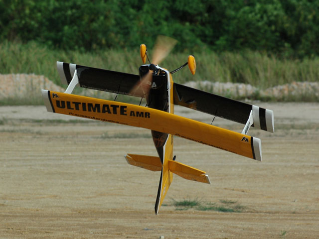 Precision Aerobatics Ultimate AMR