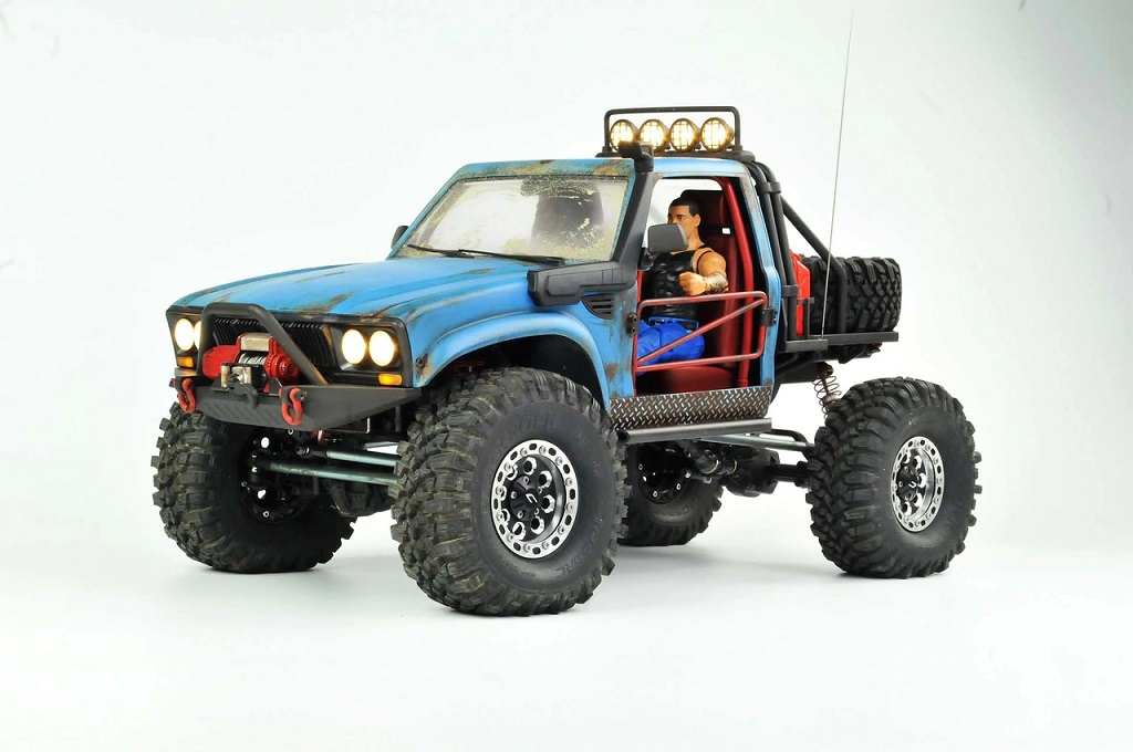Cross-RC 1/10 Demon SG4B Crawler Kit