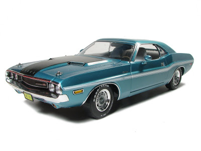 Greenlight 1/18 Dodge Challenger Coupe 1970