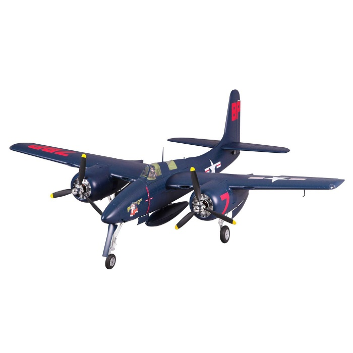 FMS F7F Tigercat PNP 1700mm: Blue