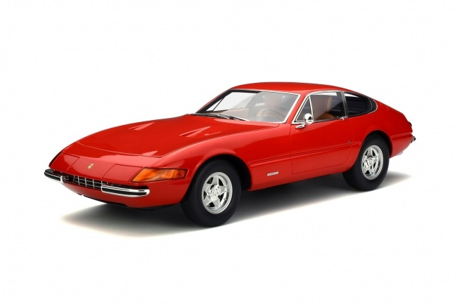 GT Spirit 1/12 Ferrari 365 GTB/4 DAYTONA RED