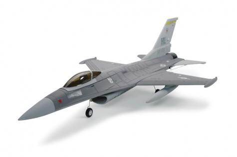 FMS F16 Fighting Falcon 70mm fan Grey PNP