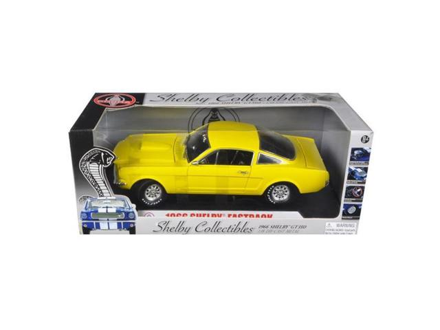 Shelby 1/18 Ford Mustang 66 FastBack