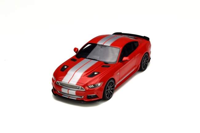 GT Spirit 1/18 Ford Mustang Shelby GT Red