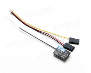 Flysky FS-A8S FS A8S 2.4G 8CH Mini Receiver with PPM i-BUS SBUS