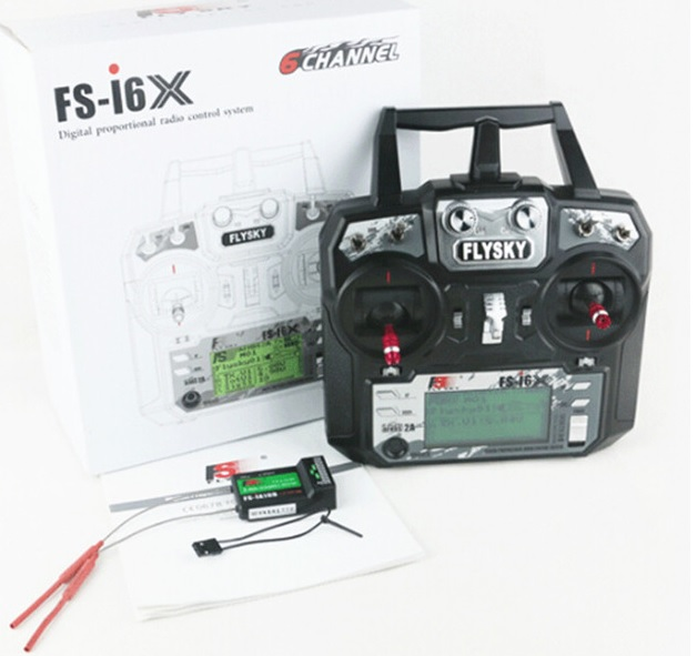 FlySky I-6X Radio set