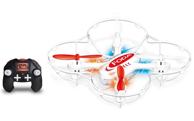 JXD/Fodo D13 2.4 GHz 4-Channel Mini Quadcopter w/6 Axis Gyro