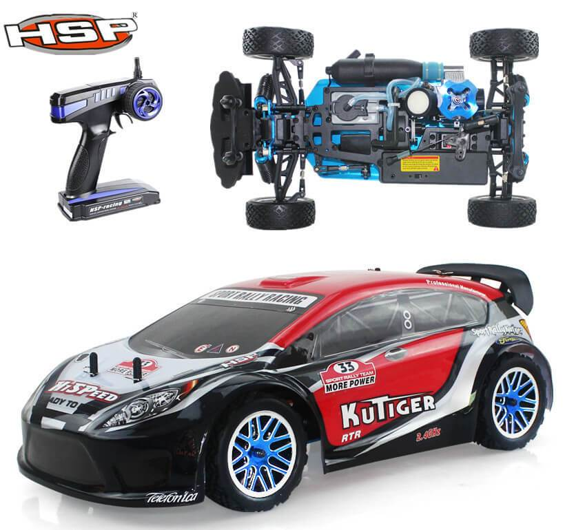 HSP 1/10 Nitro Powered Off-road Sport Rally Racing