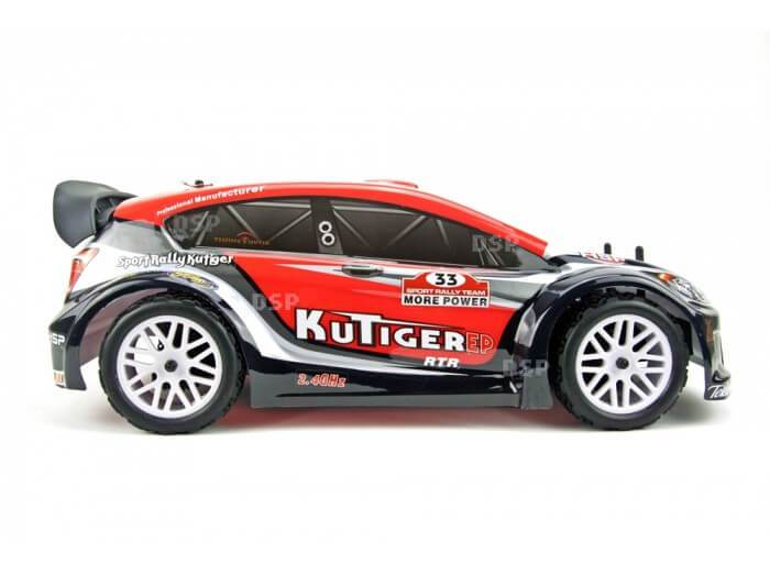 HSP 1/10 4WD Electric Power R/C Sport Rally Racing Car