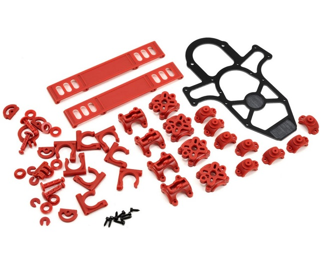 Vortex Crash Kit Plastic