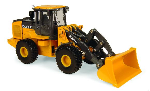 ERTL 1/50 John Deere 624K Wheel Loader