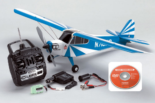 Kyosho RTF CLIPPED WING CUB M24 MODE1