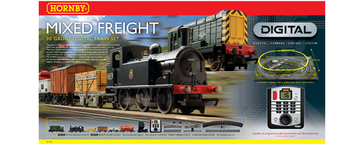 Hornby Mixed Freight